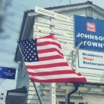おしゃれな白い米軍ハウスが立ち並ぶジョンソンタウンに行ってみた。