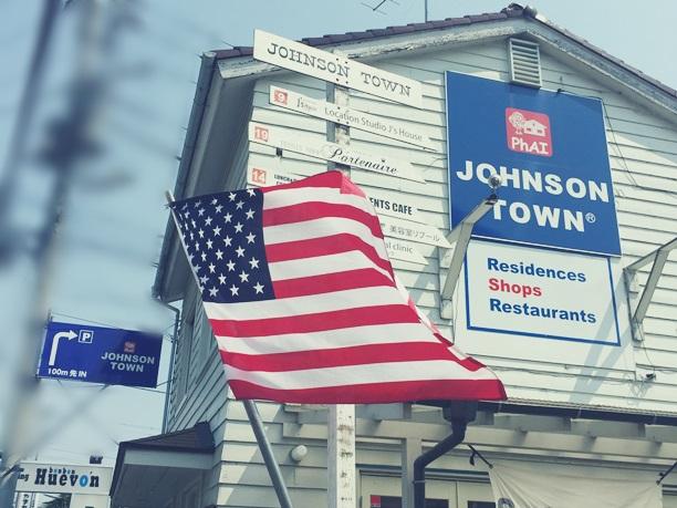 ジョンソンタウン johnson town