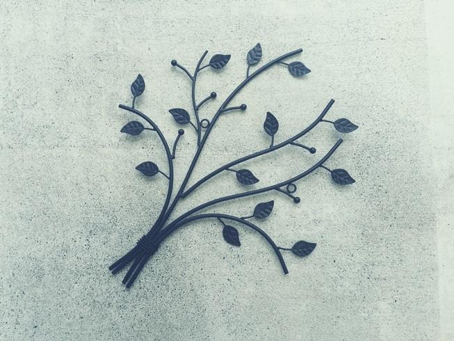 DIY 飾り ウッドフェンス 板壁 板塀 デコレーション アイテム ニトリ アイアンツリー