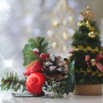 クリスマス気分を盛り上げるイエデコ/ニワデコ/ヘヤデコ2016