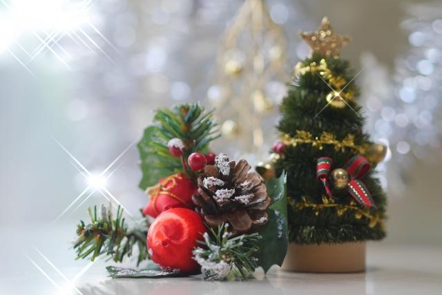 クリスマス デコレーション イエデコ ヘヤデコ ニワデコ