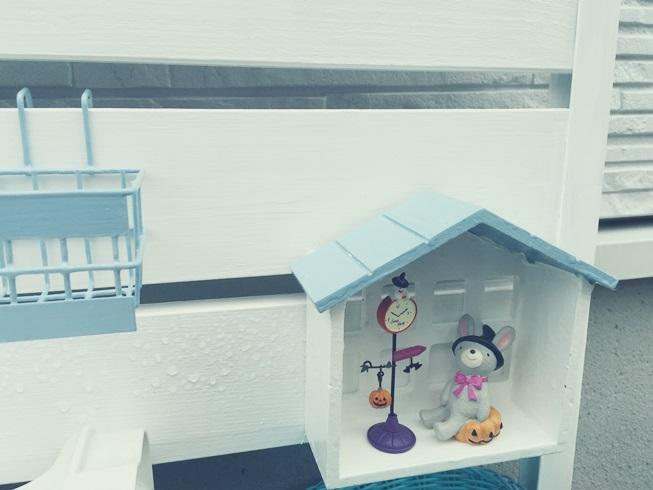 DIY 飾り ウッドフェンス 板壁 板塀 ハロウィン