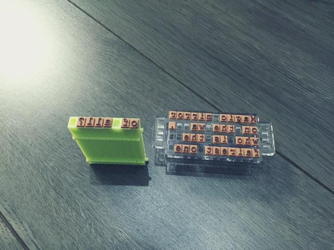 スタンドミラー ウォールミラー DIY リメイク インテリア 魔法の鏡 スタンプ