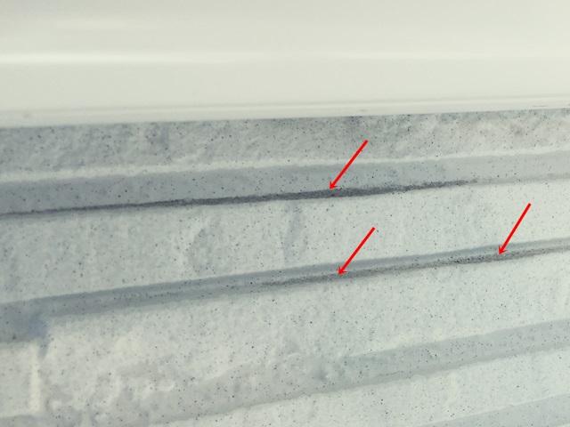 ニチハ サイディング マイクロガード KMEW ケイミュー 親水セラ 外壁 汚れ 土埃