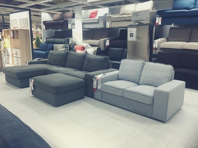 IKEA イケア ソファー FRIHETEN フリヘーテン 新居 買い替え 変形 ベッド 収納 口コミ ラインナップ