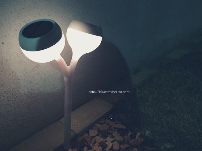 IKEA イケア SOLVINDEN ソルヴィンデン LED ソーラー ライト 照明 ガーデン 庭 屋外 デコレーション 個性的 おしゃれ 点灯 2016