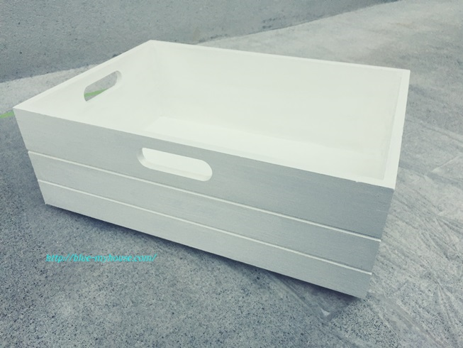 DIY 傘 立て アンブレラ スタンド おもちゃ 箱 収納 外遊び 玄関 白 ホワイト 塗装
