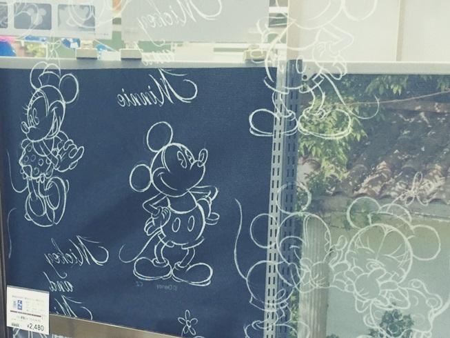 網戸 張り替え 張替 貼り替え CAINZ カインズ Disney ディズニー キャラクター ミッキー ミニー かわいい 可愛い