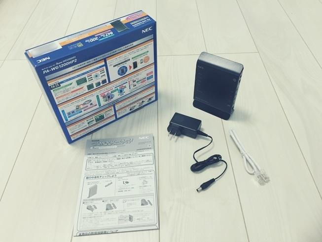 新居 自宅 宅内 LAN 配線 工事 DIY 新築 無線 有線 WIFI WI-FI アクセスポイント ルーター スマホ 接続 つなぐ 繋ぐ 設定 かんたん 簡単 違い 11ac NEC Aterm PA WG1200HP2 内容