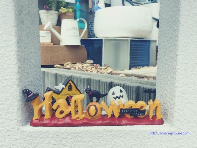 ハロウィン Halloween デコ デコレーション 飾り 装飾 置物 オーナメント オブジェ 門柱