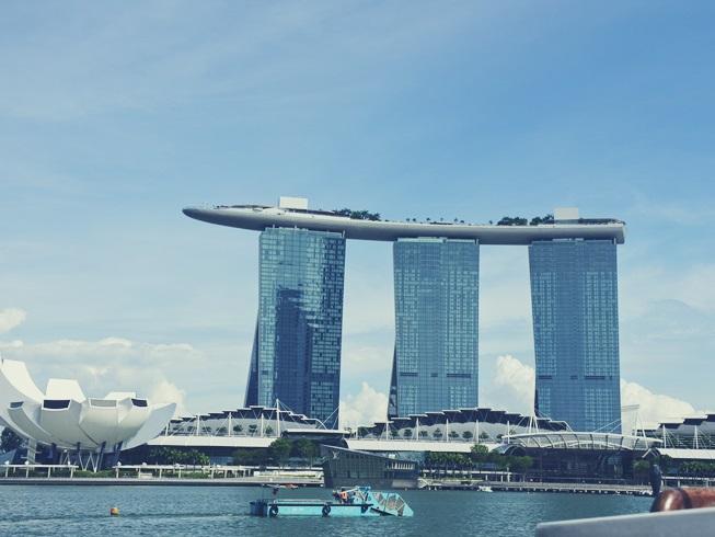 シンガポール マリーナベイサンズ ホテル マリーナ ベイ サンズ