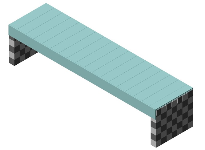 ウッドデッキ デザイン 設計 DIY