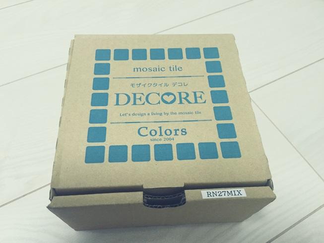 モザイクタイル Decore(デコレ) パッケージ