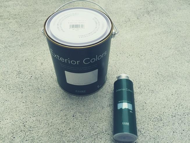 DIY 飾り ウッドフェンス 板壁 板塀 塗料 塗装 CAINZ カインズ エクステリアカラーズ exterior colors