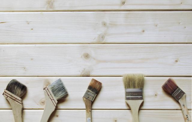 DIY 飾り ウッドフェンス 板壁 板塀 製作