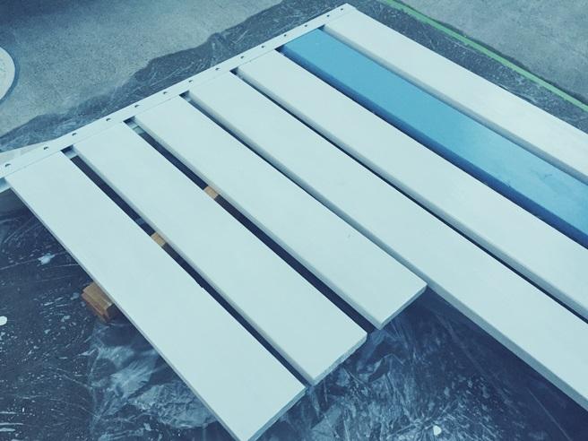 DIY 飾り ウッドフェンス 板壁 板塀 支柱 フェンス材 組み立て