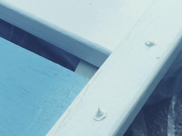 DIY 飾り ウッドフェンス 板壁 板塀 シーリング