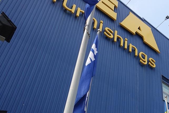 IKEA イケア ソファー FRIHETEN フリヘーテン 新居 買い替え 変形 ベッド 収納 口コミ 店舗