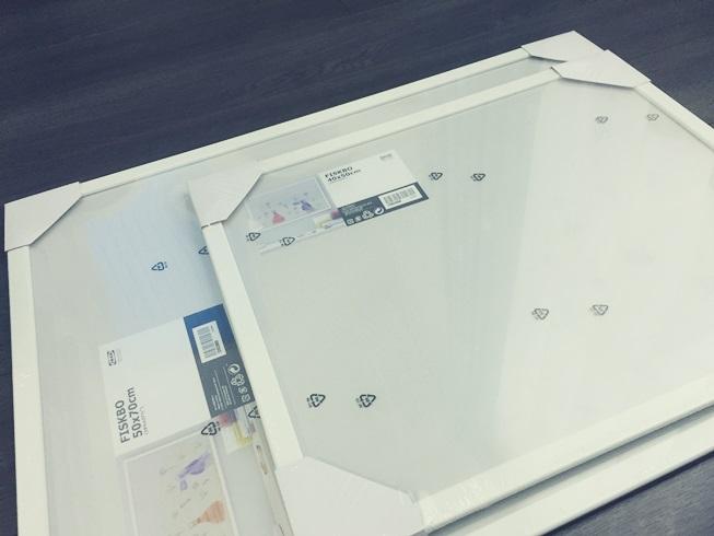 IKEA イケア FISKBO フィスクボー ピクチャー フォト 壁掛け フレーム 軽い 安価 安い