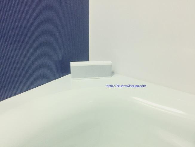 浴室 風呂 音楽 ラジオ 防水 スピーカー テレビ TV スマホ PC パソコン Bluetooth TaoTronics TT-SK09 おしゃれ 簡単 お買い得 口コミ レビュー 設置 浴槽 かど