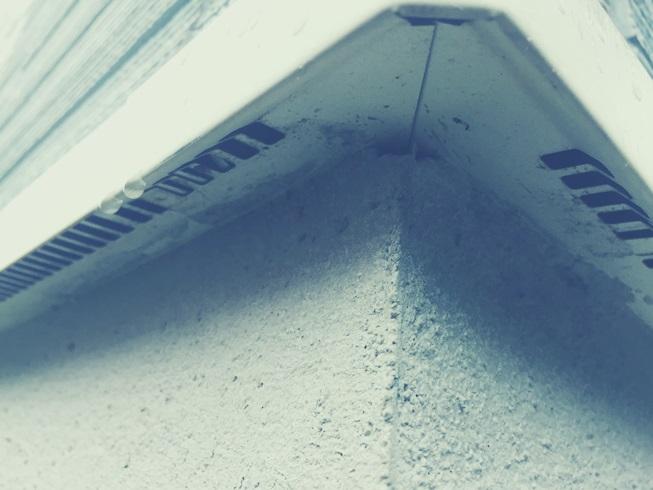 アリ 蟻 室内 部屋 家 中 侵入 隙間 経路 水切り 基礎 サイディング 土台
