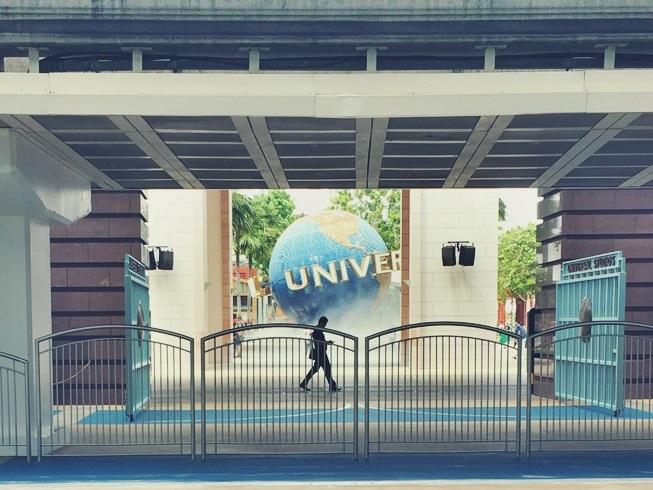 シンガポール セントーサ 島 USJ ユニバーサル スタジオ 遊園地